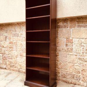 Αυθεντικη Βιβλιοθηκη  RETROBUX από Μασίφ Ξύλο made in England/  έπιπλα εποχής / αντίκα / vintage/