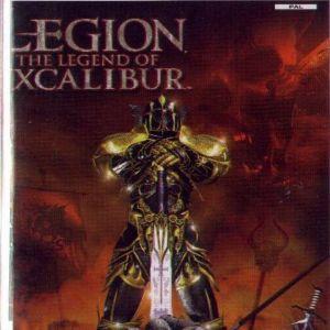 LEGION THE LEGEND OF EXCALIBUR - PS2