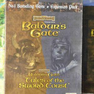 Πωλείται το Baldur's Gate (Καβάλα)