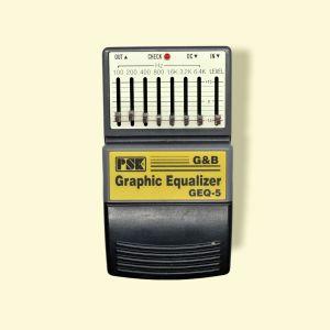 Γραφικό Εκουαλάιζερ- PSK geq-5, Graphic equalizer (AP-202)