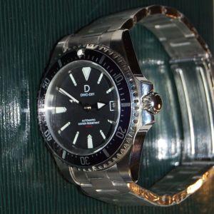 Ρολόι Χειρός DWC-D01, SEIKO Mov, 42mm, Custom Made, Automatic Date