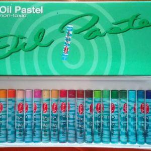 Liberty Oil Pastel (24 Χρωμάτων)