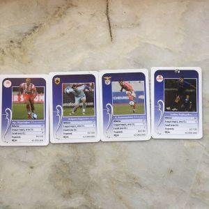 Κάρτες (υπέρ ατού) sporty .. 39 τμχ ..αριστες