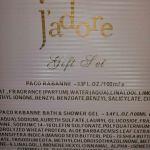 Σετ Dior Jadore γνήσιο 100 ml.