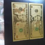america dollar επιχρυσα