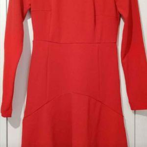Φόρεμα κόκκινο Μ