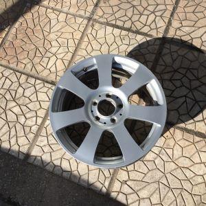 Γνήσιες Mercedes ζάντες αλουμινίου 17άρες
