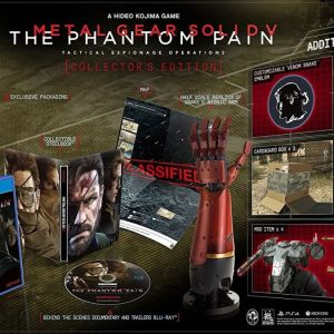 Metal Gear Solid V: The Phantom Pain Collector's Edition για PS4 PS5