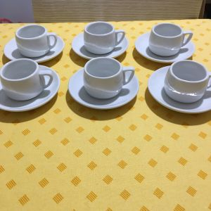 6 Φλιτζάνια καφέ Ιωνία