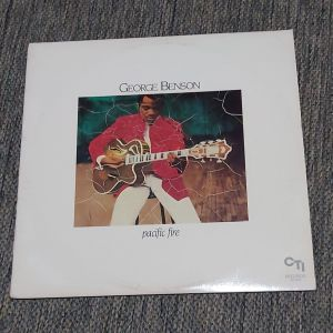 GEORGE BENSON - PACIFIC FIRE 1983 MADE IN USA