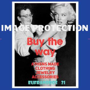 Αγγελιες Marilyn Monroe Μεριλιν Μονροε διαφημιστικη αφισα αφισσα ποστερ poster διαφημιση καταστημα γυναικειων ρουχων γυναικειας μοδας γυναικεια ρουχα κοσμηματα αξεσουαρ