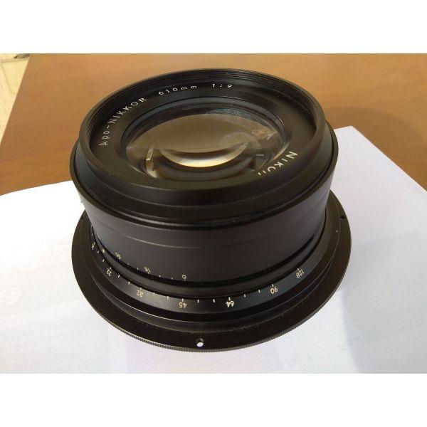 fakos Nikon Apo NIKKOR 610mm 1:9