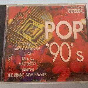 Pop 90's - Συλλογή
