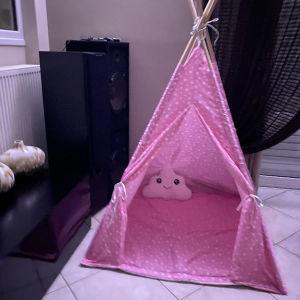 παιδική ακηνή teepee