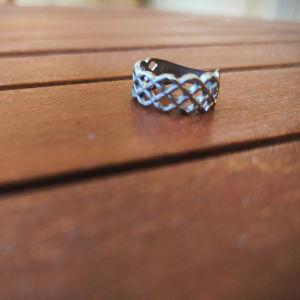 Ρετρό δαχτυλίδι
