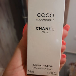 CHANEL COCO MADEMOISELLE EDT 50 ML NEW