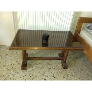Ξύλινο μασίφ τραπέζι 80х47