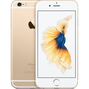 Ιphone 6S Gold Original (32GB) καινουργιο με 9 μηνες Εγγυηση