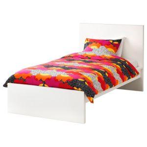 Κρεβάτι μονό malm ikea
