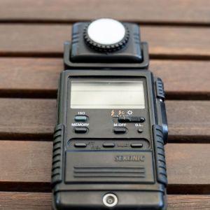 Φλασόμετρο-Φωτόμετρο SEKONIC