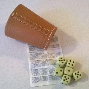 Παιχνίδι με ζάρια