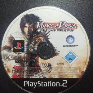 Prince of Persia, The Two Thrones *PS2*