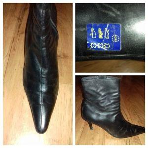 παπούτσια γυναικεία δέρμα 39