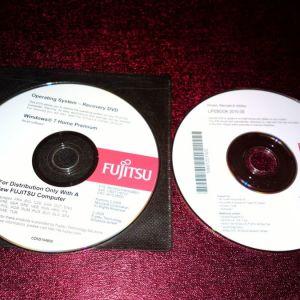 Recovery DVD (Windows 7, 64bit) & Drivers