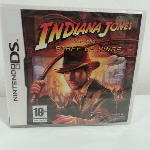 INDIANA JONES AND THE STAFF OF KINGS(NINTENDO DS)