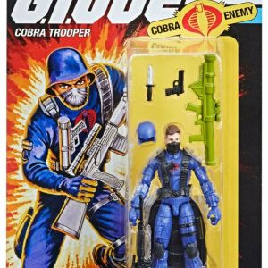 G.I. Joe Retro Collection Series Action Figures 10 cm 2021 Wave 3 Cobra Trooper