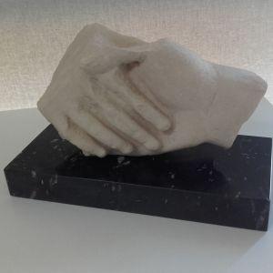 Χειραψία (Μουσείο Κυκλαδικής τέχνης)
