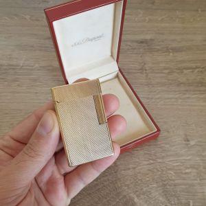ST. DUPONT  LIGHTER made in France Αυθεντικό 100% Αναπτήρας