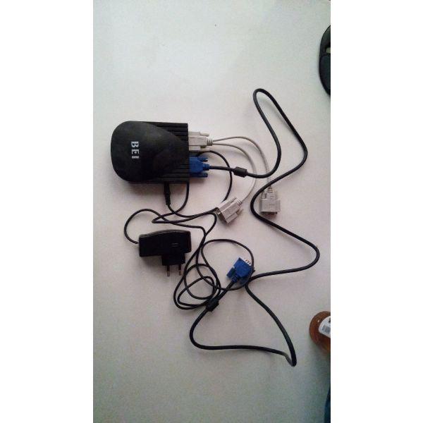 PC to TV Converter (metatropeas simatos)