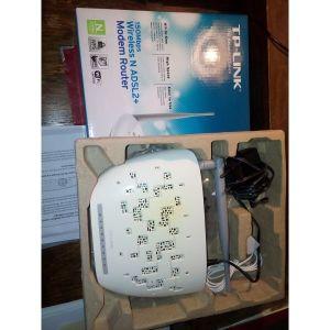 TP Link modem router