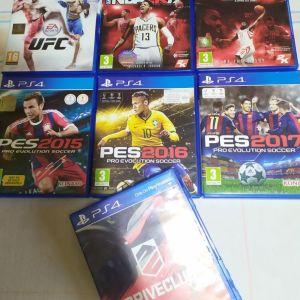 ΠΑΙΧΝΙΔΙΑ PS4