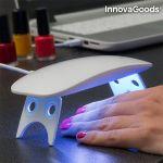 Μίνι Λάμπα Νυχιών UV LED InnovaGoods