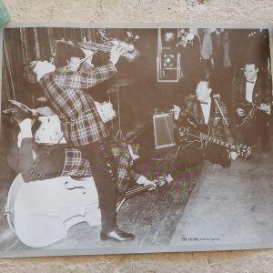 Σπάνια Συλλεκτική αφίσα με τον Bill Haley