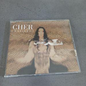 Cher - Believe [CD Single] - ΧΩΡΙΣ ΘΗΚΗ