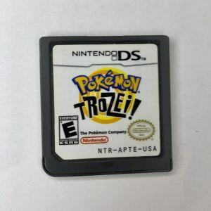 Pokemon Trozei!, Nintendo ds game