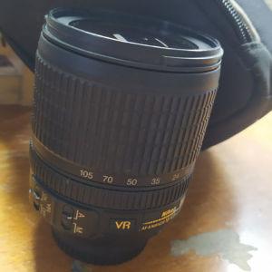 φακός Nikon 18 105