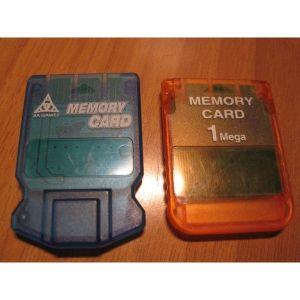 MEMORY CARD -2- & PS2
