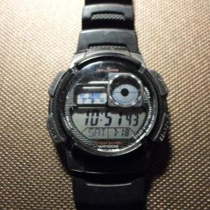 Casio 5 Alarms