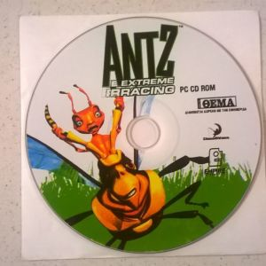 PC game – ANTZ EXTREME RACING