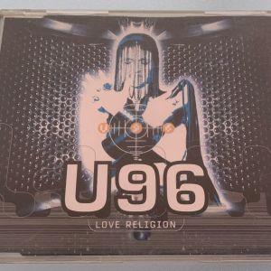 U96 - Love religion 4-trk cd single