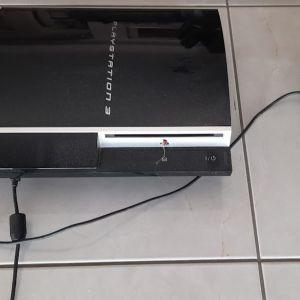 PS3 FAT + Controller, άριστη κατάσταση