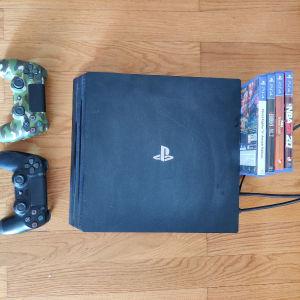 PS4 Pro 1TB & PS VR