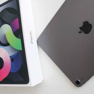 Apple iPad Air 4th Gen 64GB Wifi Space Gray (2021)