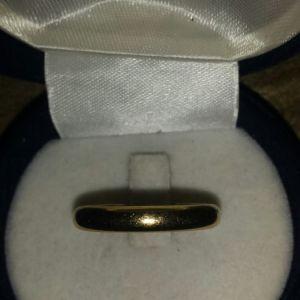 Χρυσό δαχτυλίδι ανδρικό 18κ