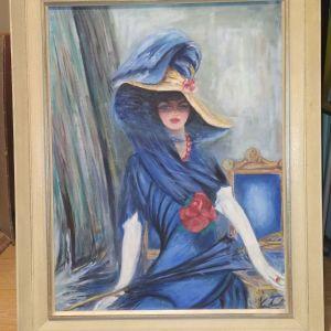 Πίνακας 49Χ64 εκ. Ξένου Καλλιτέχνη