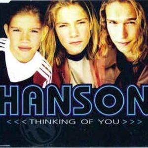 "HANSON""THINKING OF YOU"" - CD-SINGLE"
